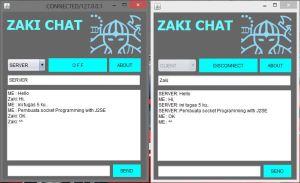 Zaki Chat Tugas 5 J2SE